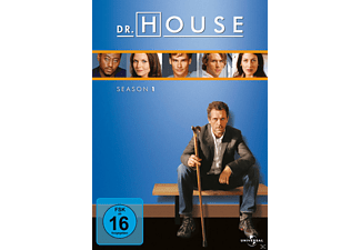 Dr. House - Staffel 1 - (DVD)