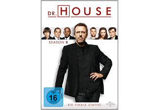 Dr. House - Staffel 8 - (DVD)