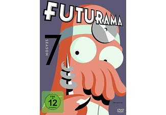 Futurama - Staffel 7 [DVD]
