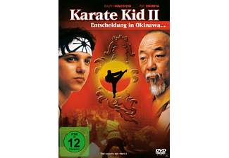 Karate Kid II - Entscheidung in Okinawa - (DVD)