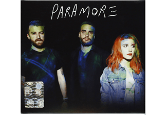 Paramore CD + T-Shirt-Edition (L) - Saturn Exklusiv