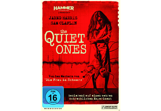 The Quiet Ones - (DVD)