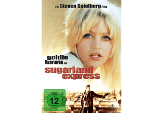 Sugarland Express [DVD]