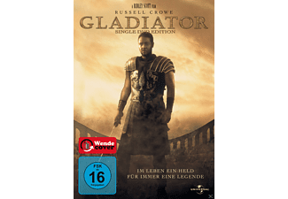 Gladiator Action DVD