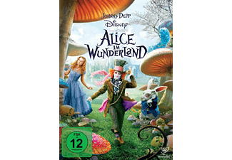 Alice im Wunderland (+ Digital Copy) Familie DVD