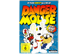 Danger Mouse - (DVD)