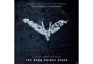 Hans Zimmer - THE DARK KNIGHT RISES - (CD)