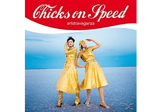 Chicks On Speed - Utopia - (CD)