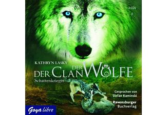 Der Clan der Wölfe 02: Schattenkrieger - 3 CD - Science Fiction/Fantasy