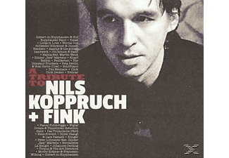 VARIOUS - A Tribute To Nils Koppruch & Fink - (CD)