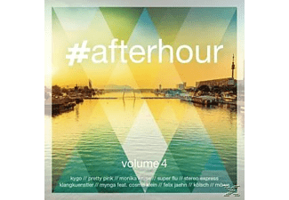 Various - #afterhour, Vol.4 [CD]