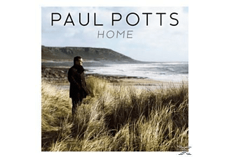 Paul Potts - Home - (CD)