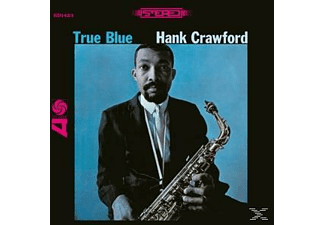 Hank Crawford - True Blue - (CD)