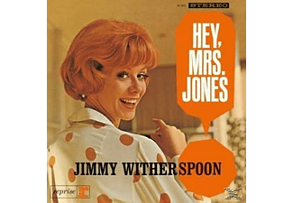 Jimmy Witherspoon - Hey, Mrs.Jones! [CD]
