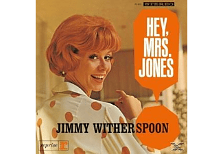 Jimmy Witherspoon - Hey, Mrs.Jones! - (CD)