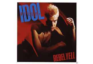 Billy Idol - Rebel Yell (Expanded Version) - (CD)