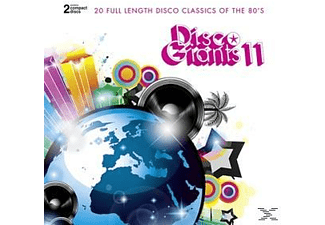 Various - Disco Giants Vol.11 [CD]