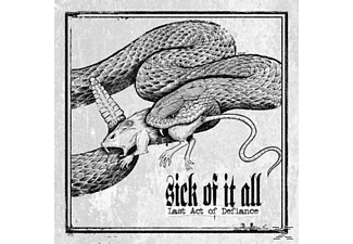 Sick Of It All - Last Act Of Defiance (Ltd.Edt.) [CD]