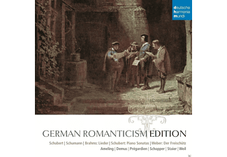 VARIOUS - German Romantic Music Edition [CD]