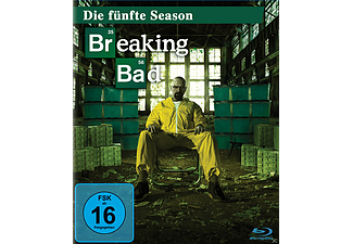 Breaking Bad - Staffel 5 [Blu-ray]