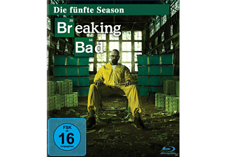 Breaking Bad - Staffel 5 - (Blu-ray)