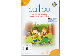 Caillou - Vol. 8 - (DVD)