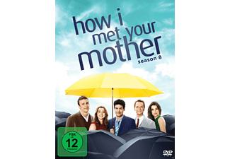 How I Met Your Mother - Staffel 8 - (DVD)