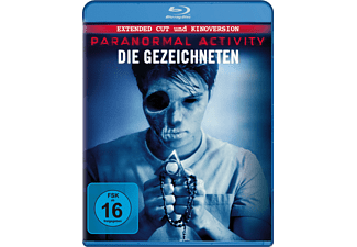 Paranormal Activity: Die Gezeichneten - (Blu-ray)