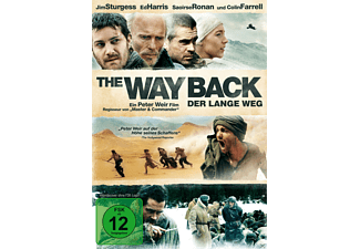 THE WAY BACK - DER LANGE WEG [DVD]