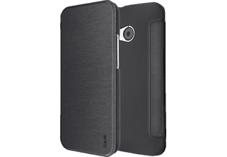 4548-1215 SmartJacket® Bookcover HTC One mini 2 Polyurethan Schwarz