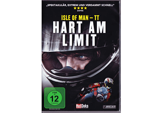 ISLE OF MAN - HART AM LIMIT - (DVD)