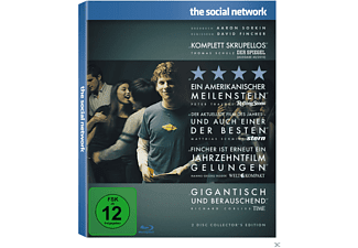 The Social Network (Collector's Edition) - (Blu-ray)