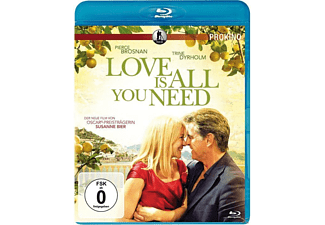 Love Is All You Need - (Blu-ray)