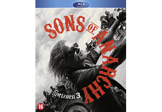 Sons Of Anarchy - Seizoen 3 | Blu-ray