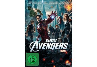 Marvel's The Avengers Science Fiction DVD