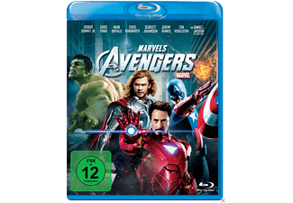 Marvel's The Avengers Science Fiction Blu-ray