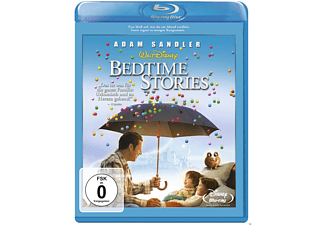 Bedtime Stories - (Blu-ray)