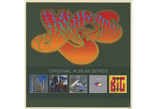 Yes - Original Album Series [CD]