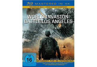 World Invasion: Battle Los Angeles (4K Mastered) - (Blu-ray)