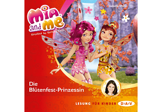 Isabella Mohn - Mia And Me - Teil 9: Die Blütenfest-Prinzessin - (CD)