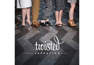 Jazzation - Twisted (CD)