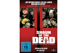 Shaun of the Dead Komödie DVD