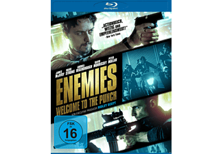 Enemies - Welcome to the Punch - (Blu-ray)