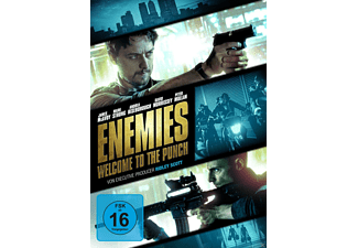 Enemies - Welcome to the Punch [DVD]