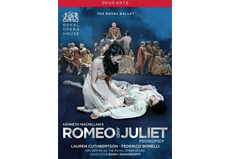 Lauren Cuthbertson, Federico Bonelli, Orchestra Of The Royal Opera House - Kenneth Macmillan's: Romeo And Juliet - (DVD)