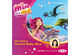 Isabella Mohn - Mia and me 05: Der kleine Drache Baby Blue - (CD)