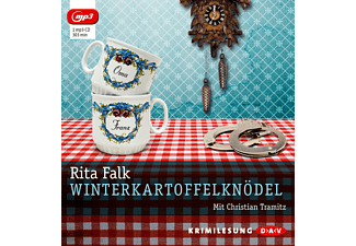 Winterkartoffelknödel (mp3-Ausgabe) - 1 MP3-CD - Krimi/Thriller