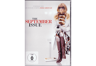 THE SEPTEMBER ISSUE - THE MAKING OF VOGUE [DVD]
