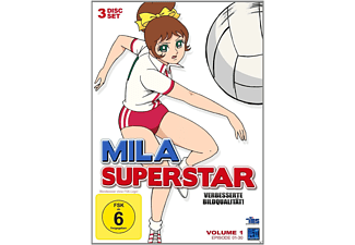 Mila Superstar 1 [DVD]
