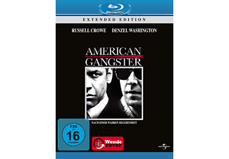 American Gangster (Extended Edition) - (Blu-ray)